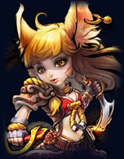 """诱惑 狐仙/糖果对狐仙们有着不可抵抗的诱惑,亦被称为""""三界之内最妖魅的..."""